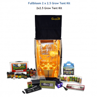 Fullbloom 2 x 2.5 Grow Tent Kit