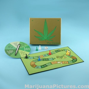 Weed the Board Game