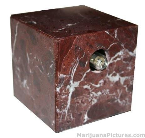 Red Zebra Stone Hot Box Vaporizer