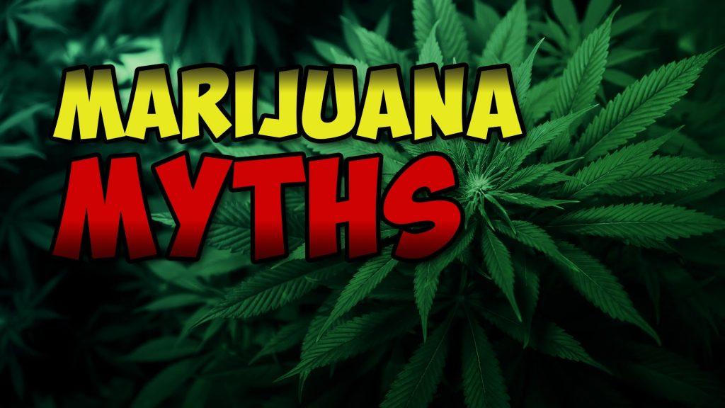 myths marijuana