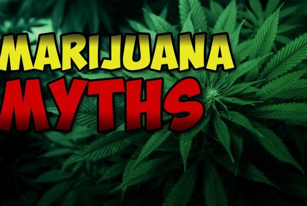 myths marijuana