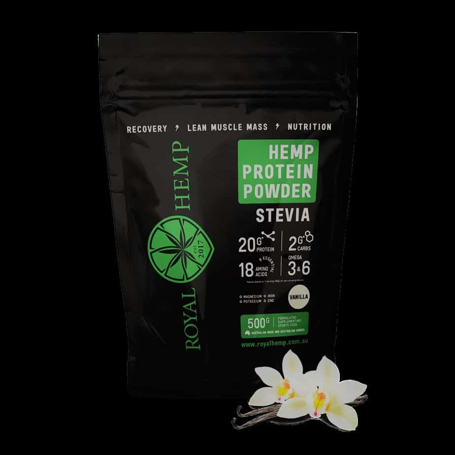 CBD Protein Powders in Australia